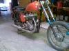 """schicke \""""transportgabel\"""" - Honda vermutl. CB <200"""