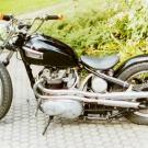 1993 - wunderschön - dafür hab ich die Harley bekommen