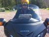 Bert on Goldwing