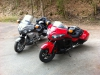 FB6 und Goldwing