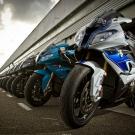 Der Fuhrpark: BMW HP4 und S1000RR