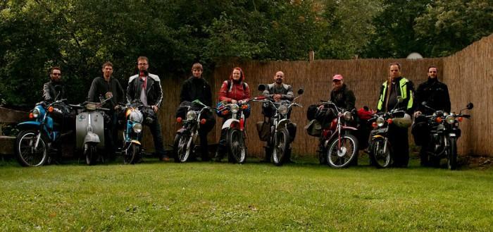 Die Alpen50-Crew