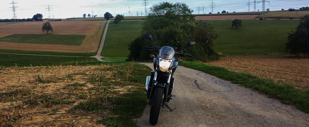 Über Landwirtschaftspfade vom Odenwald nach Stuttgart
